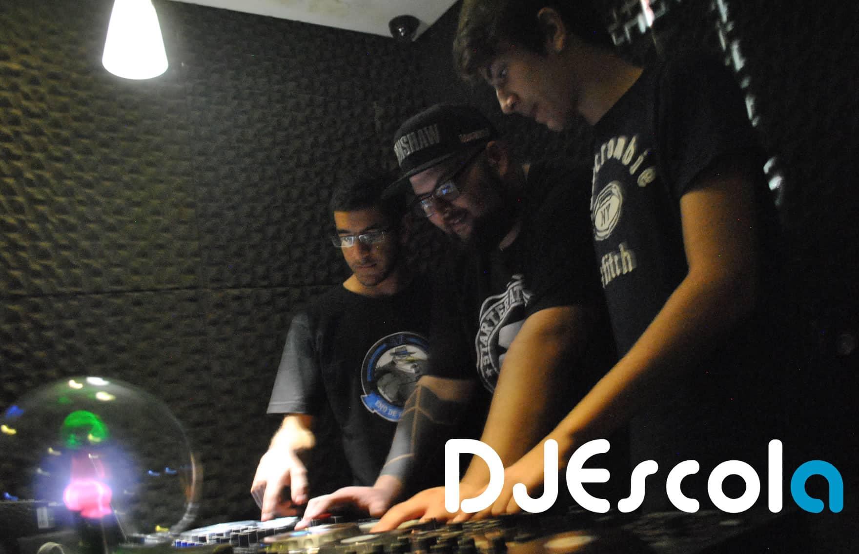 Curso de DJ Especialização